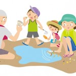 潮干狩りの服装と持ち物リスト|ゴールデンウイーク大量収穫が狙い目