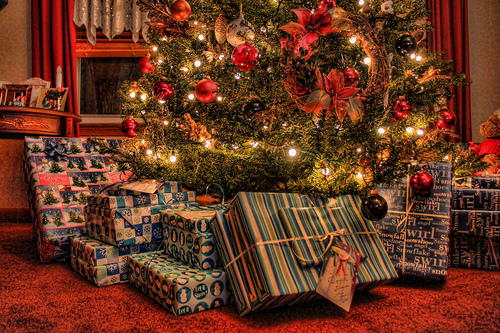 photo credit: Christmas HDR via photopin (license)